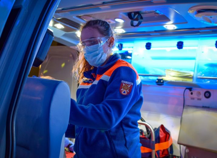 Protection Civile de Haute-Garonne