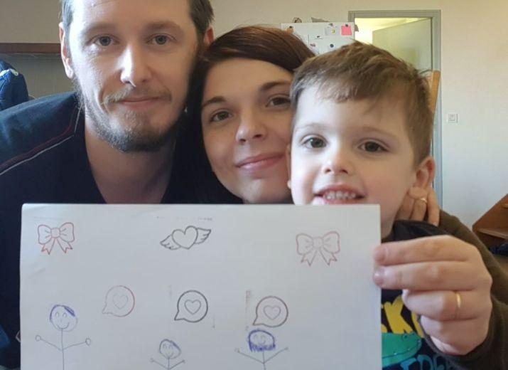 Entraide pour un jeune couple handicapé en détresse - Anthony et Chloé