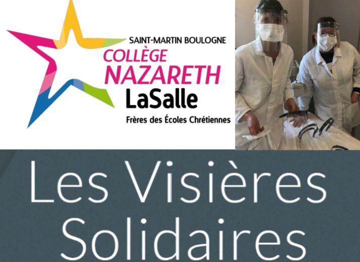 Collège Nazareth-Visières Solidaires