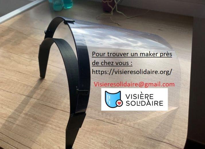Fabrication de masques et équipements médicaux pour les hôpitaux
