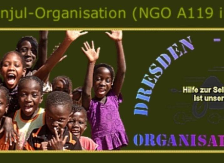 Hilfe für Gambia - Dresden Banjul Organisation // Rallye Dresden Dakar Banjul
