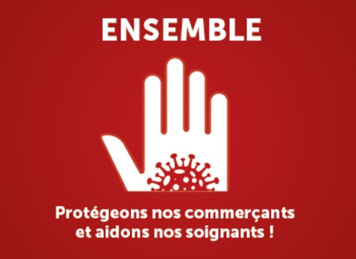 Protégeons nos commerçants en Normandie