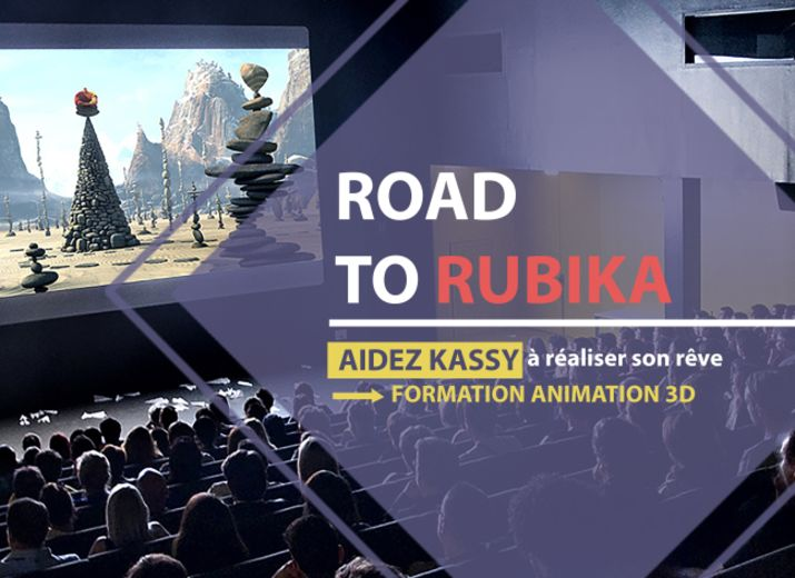 Road to Rubika