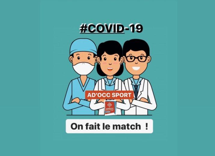 On fait le match #COVID-19