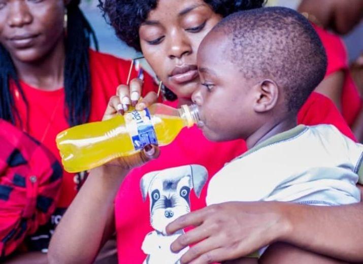 Aide alimentaire corona virus Afrique