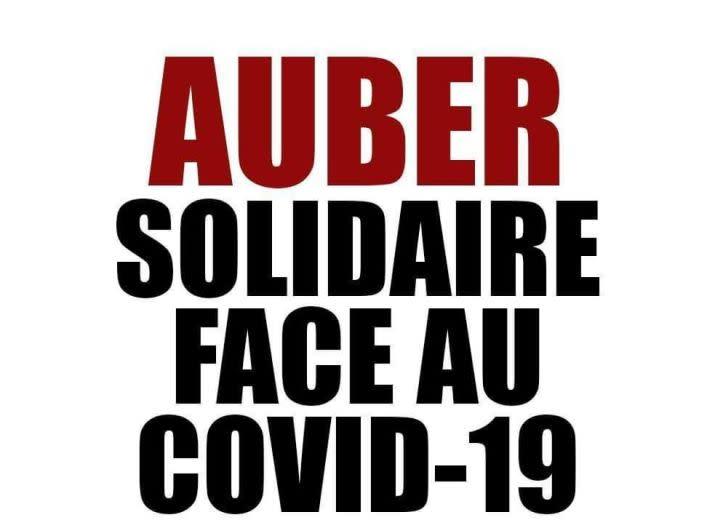 Aubervilliers solidaire pendant le confinement