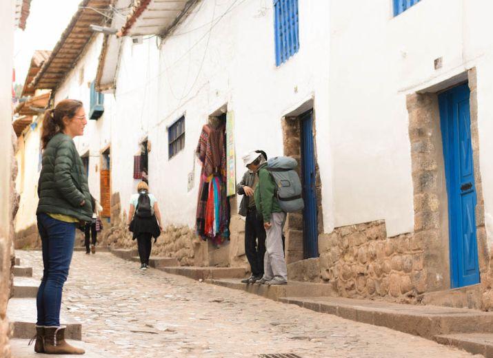 Cagnotte solidaire en soutien aux familles péruviennes