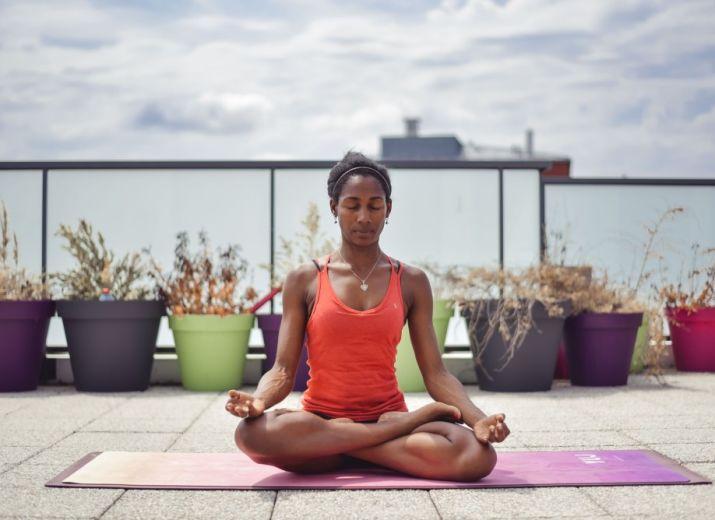 Cours de yoga de Nikka