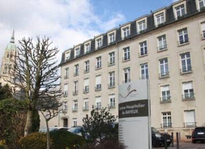Cagnotte solidaire pour le personnel de l'hôpital de Bayeux