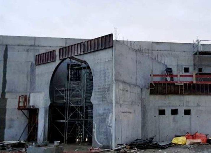 Construction Mosquée de Combs-La-Ville