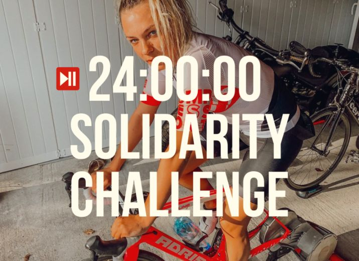 24H HOME TRAINER SOLIDARITY CHALLENGE
