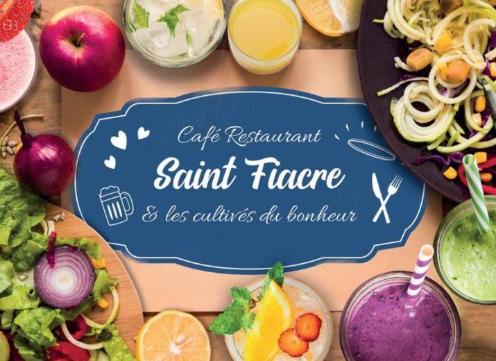 La poursuite des Cultivés du bonheur au Café Restaurant St Fiacre