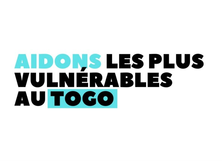 AIDONS LES PLUS VULNERABLES AU TOGO/HELP THE MOST VULNERABLE IN TOGO