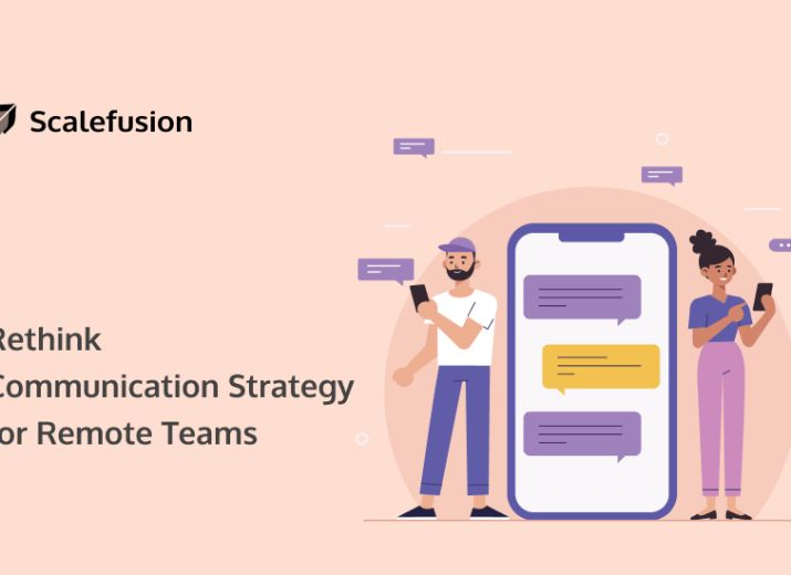 Why Companies Need to Rethink Their Communication Strategy for Remote Teams Infographic