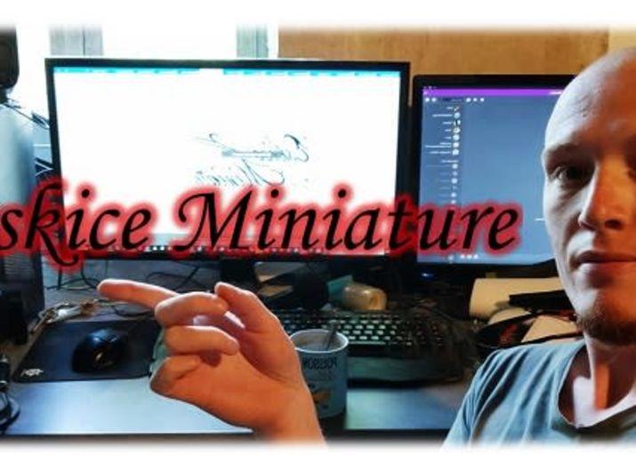 Matériel pour Eskice Miniature