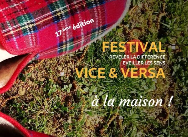 Un coup de pouce pour le festival Vice Versa