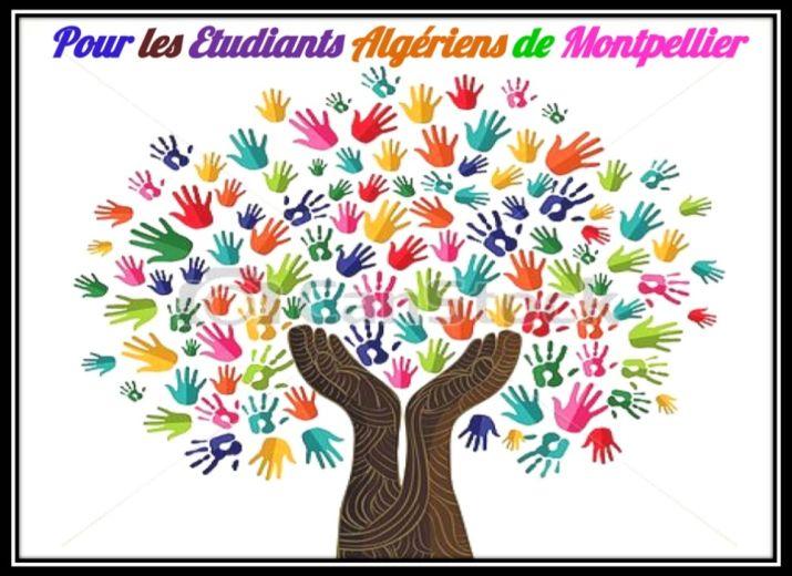 Collecte Aide Aux Etudiants Algériens de Montpellier