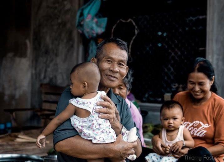 COVID-19 Thailande, solidarité 1€
