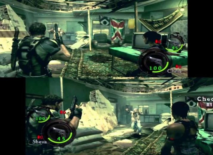 Money Pot How To Play Resident Evil 5 Coopl Leetchi Com