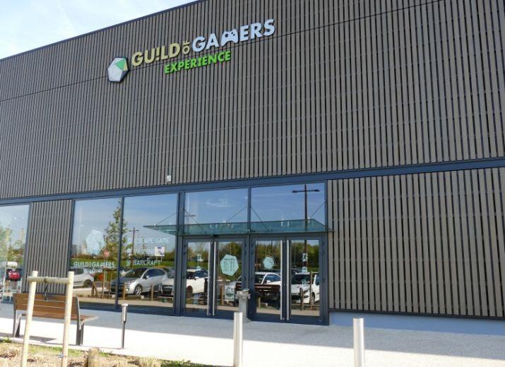 Soutien à Guild of Gamers Experience !