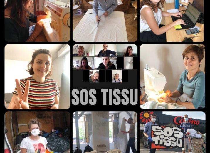 SOS TISSU SOIGNANTS HOPITAL