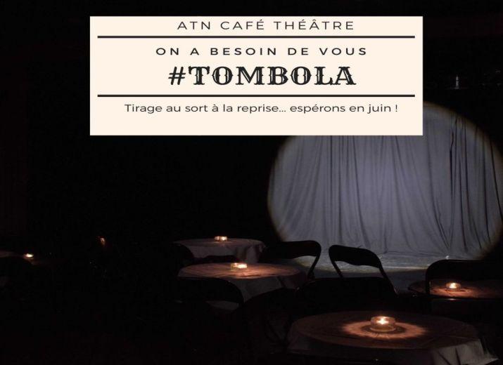 ON A BESOIN DE VOUS - L'ATN CAFE-THEATRE
