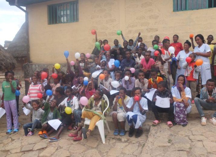 Soutien exceptionnel aux enfants de Burayu avec l'association PASSERELLE