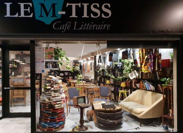Soutien au M-TISS Café Littéraire