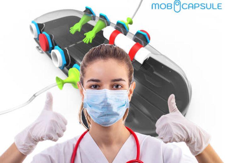 Protégeons ceux qui transportent les patients contaminés