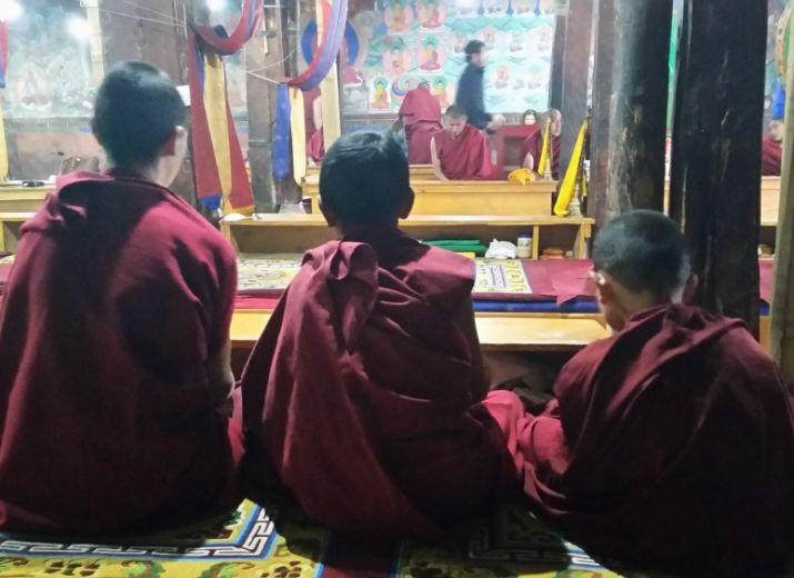 actions d'Humanitaire Himalaya