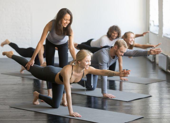 Votre Cours de Pilates