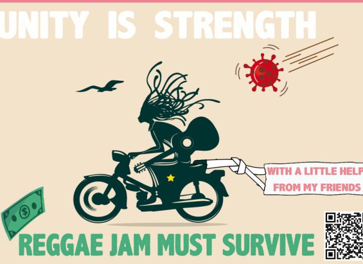 Reggae Jam Bersenbrück must survive!