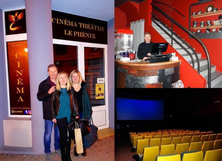 Réouverture du cinéma théâtre Le PHÉNIX