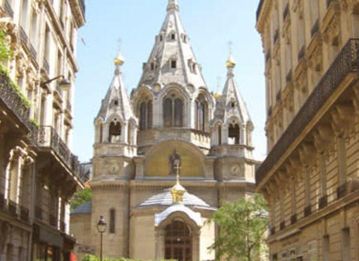 Cathédrale Saint Alexandre Nevsky, Paris / Association Cultuelle Orthodoxe Russe
