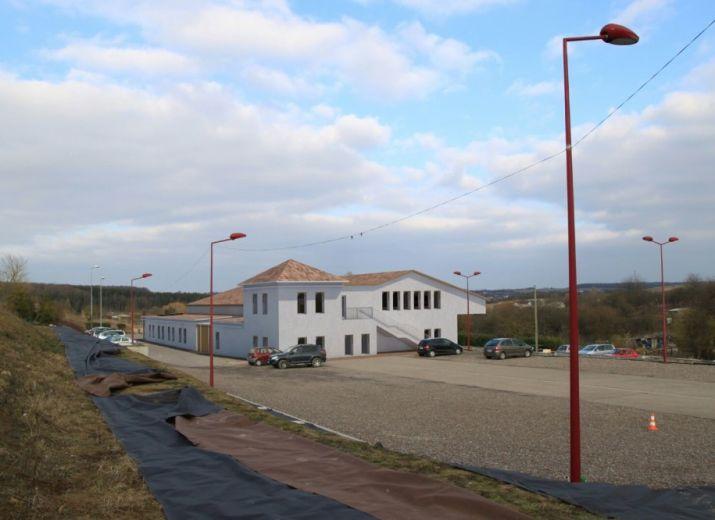 Projet d'extension de la Mosquée Annasr de Behren lès Forbach