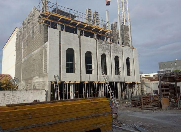 Extension et rénovation de la mosquée de cenon