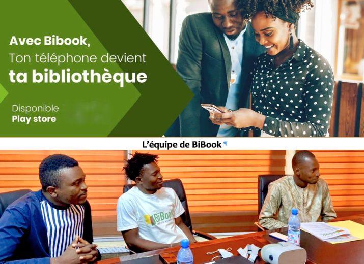 BiBook - Pour l'accès au livre en Afrique
