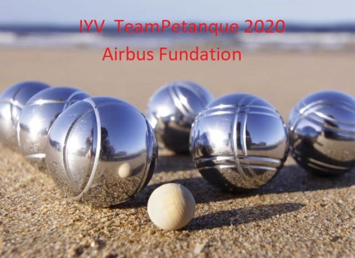 IYV Tournoi de Petanque for Airbus Fundation