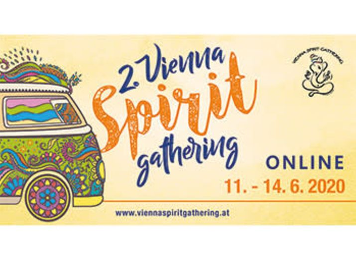 Vienna Spirit Gathering - Get Your Virtual Ticket !
