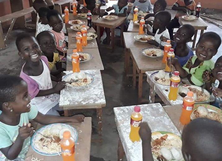 Un enfant = un repas