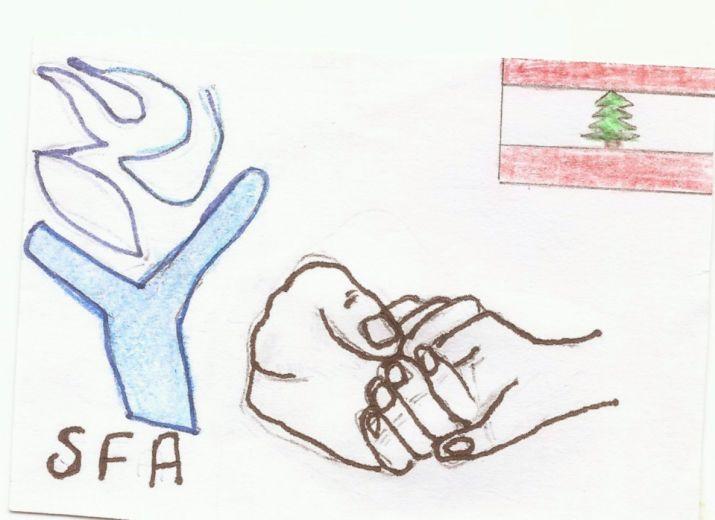 Bol de riz pour Notre Dame du Liban mai 2020