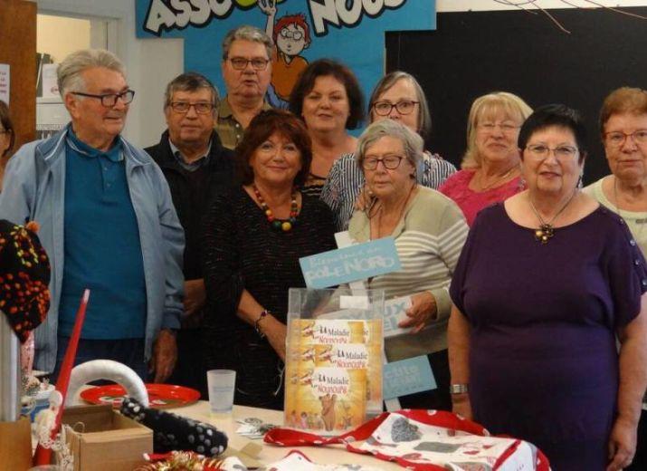 Vagues de Nacre soutient le centre François-Baclesse