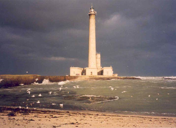 Soutien au musée du phare de Gatteville
