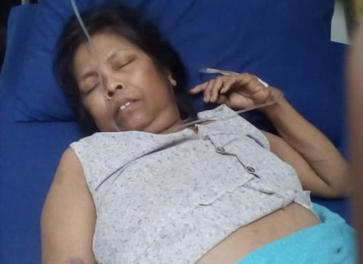 Help a Khmer Mum surviving a tragic traffic accident.