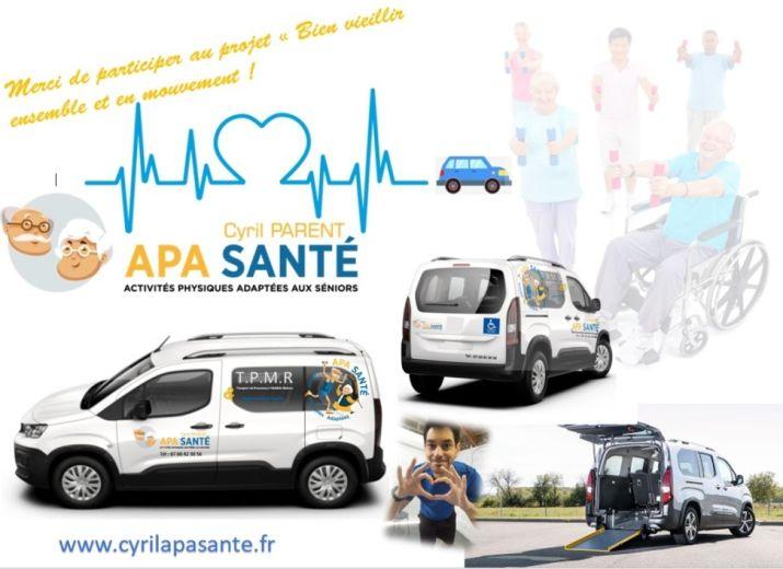 Transport des seniors à mobilité réduite en Île de France : un service qui roule !