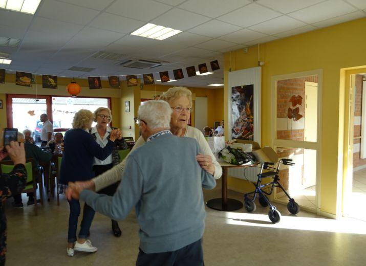 Solidarité Musicale pour les Seniors vivant en Résidence Autonomie