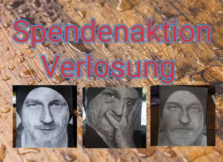 Spendenaktion Torsten Sträter Fangruppe