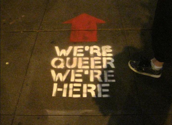 NO GO - Short Film against Homophobia in the EU