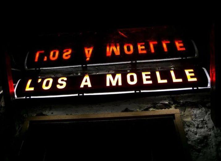 """Soutien pour le cabaret """"L'Os à Moelle"""""""