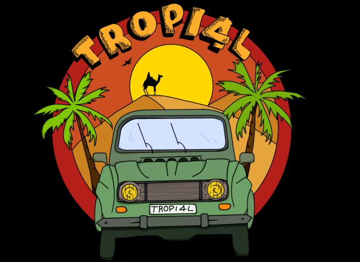 Tropi4L - En route pour le 4L Trophy